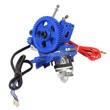 Assembled kossel rostock 3d printer extruder GT1 with Hotend V2 0 Connection stepper motor Nema17