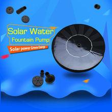 Water Pump Solar Water Fountain for Garden DC7V Aquarium Submersible Pump Solar Submersible Water Pump Cooling Air Pumps 0814A