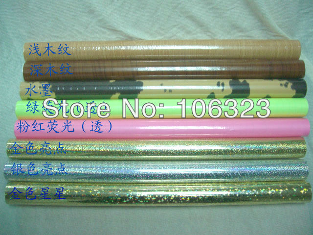 Wholesale, DIY Home Decorated Adhesive Sticker, Furniture/Closets/Cabinets/Bookcases/Drawer/Desk Repair Tape, 8 style to choose