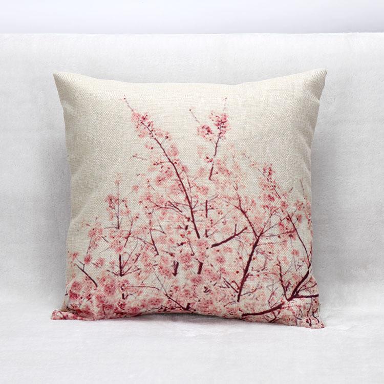 Popular Cherry Blossom Pillow Buy Cheap Cherry Blossom