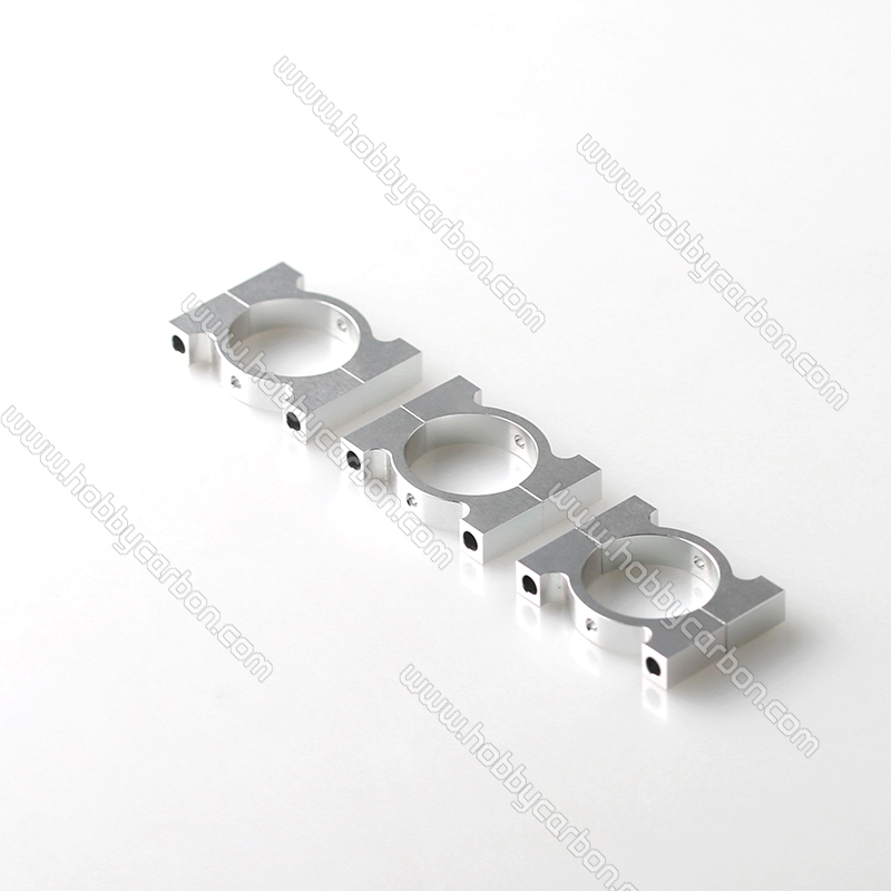 HCC005 free shipping 30mm tube clamps for RC hexcopters/quadcopters/octocopters 20pairs/bag<br>