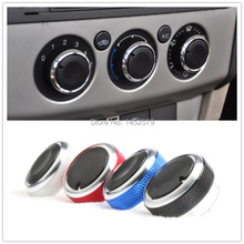 Air Conditioning heat control Switch knob For FORD FOCUS 2 MK2 focus 3 MK3 Mondeo AC Knob Car 3PCS /LOT  for focus car styling(China (Mainland))