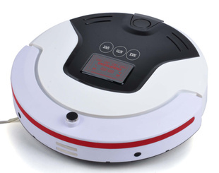 New Automatic back charging Robot vacuum cleaner sweeping rechargeable household cleaning mop sweeper Cordless cleaner KRV310(China (Mainland))