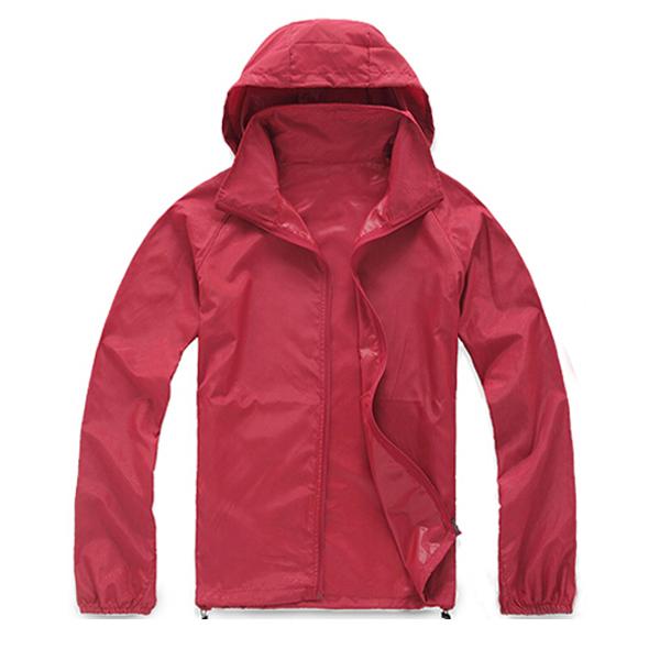 Lovers Men Women Fashion Summer Sportwear 2015 Windbreaker Brand New Design Men's Fitness Waterproof Quick-drying Jackets R1021(China (Mainland))