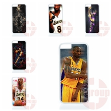 Basketball Star Black Mamba Kobe Bryant Huawei P6 P7 P8 mini Lite Honor 3C 4C 6 7 Mate 8 P9 Plus G6 G7 G8 4X 5X Case - Phone Cases For You Store store