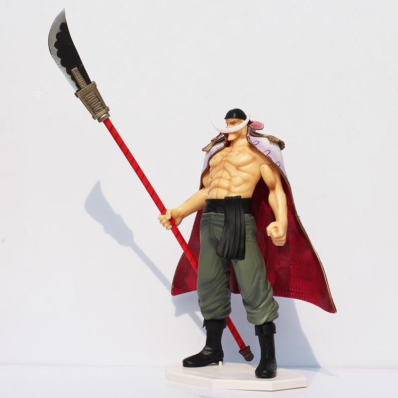 Фотография Anime Action Figure One Piece POP Edward Newgate PVC Action Figures Toys Cartoon Action Figure