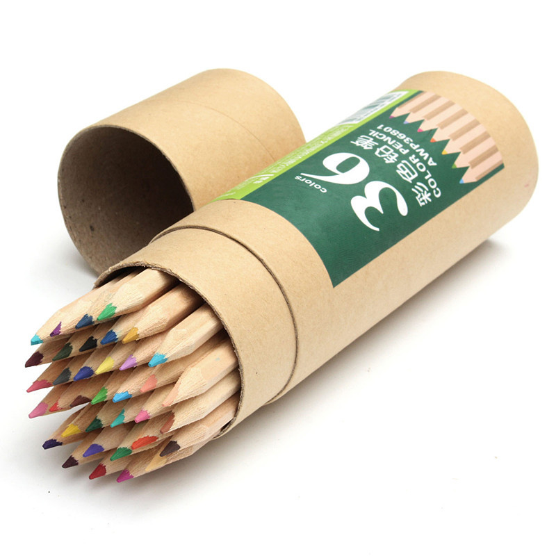 Best Price Professional 36 Colors Drawing Pencils For Artist Children Writing Sketching DIY Gift Home School Office<br><br>Aliexpress