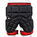Copozz Black Protective Hip Butt Pad Ski Skate Snowboard skating skiing protection drop resistance padded