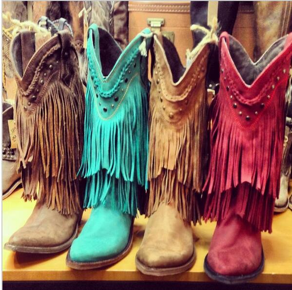 Compare Prices on Ladies Cowgirl Boots- Online Shopping/Buy Low ...