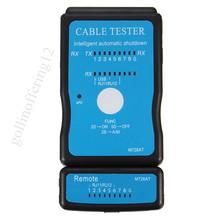 Universal Portable Outside Remote Muti-Modular Ethernet Networking LAN RJ-45 Cat5 RJ11 RJ12 USB Pro for Phone Cable Tester Mete(China (Mainland))
