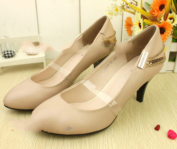 lace invisible transparent high-heeled shoes not fit around the foot shoes tied shoes accessories factory direct sales<br><br>Aliexpress