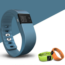 2015 Newest tw64 Smartband Smart Sport Bracelet tw64 Wristband Fitness Tracker Bluetooth 4.0 Smart Watch for Iphone for Samsung