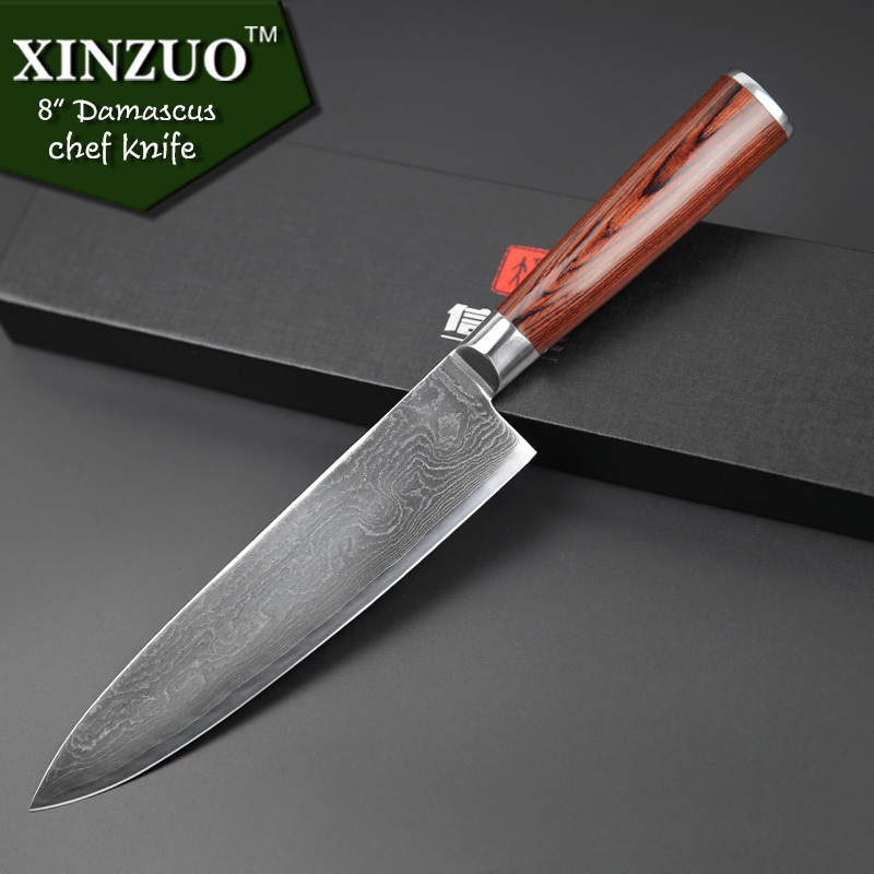 aliexpress com buy high quality 8 quot chef knife 73 layers