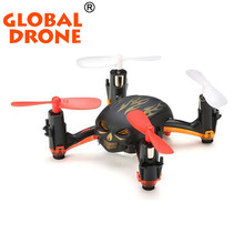RC Quadcopter Global Drone Nano Copters LED 3D Flip 4CH CX10 Update Version Mini Drone BNF Helicopter Gift Remote Control Toys