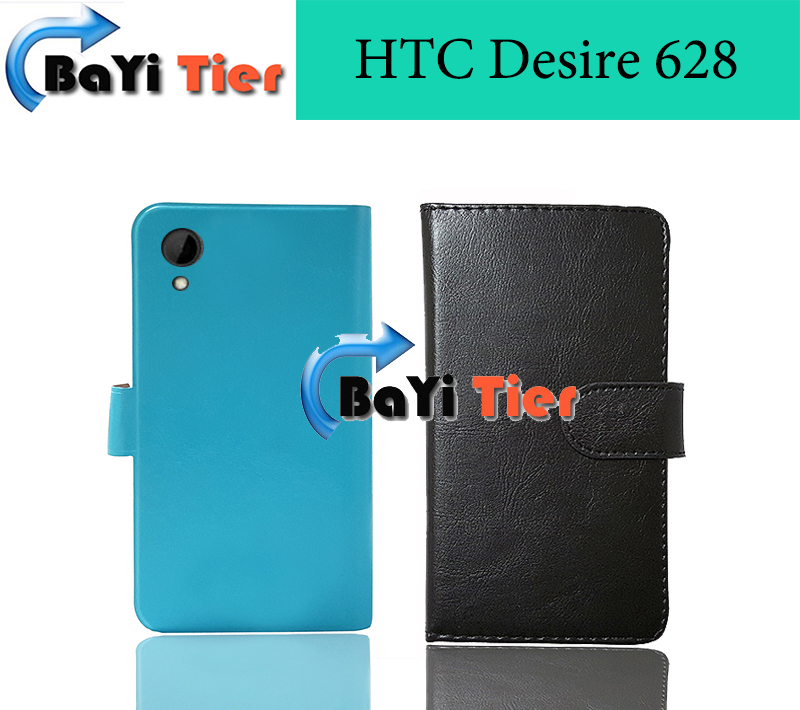Aierwill case For HTC Desire 628 Hot! Exclusive Cover 5 Colors High Quality Leather HTC Desire 628 Case , smartphone Case(China (Mainland))