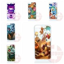Pokemons evolution HTC One X S M7 M8 Mini M9 Plus A9 Desire 816 820 Sensation XL 826 Drop Shipping - Phone Cases For You Store store