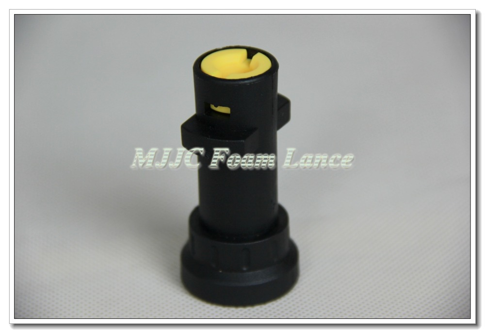 Foam Lance new Karcher X Series Adapter Connecto Fitting for new karcher x pressure washer compatible snow foam lance(China (Mainland))