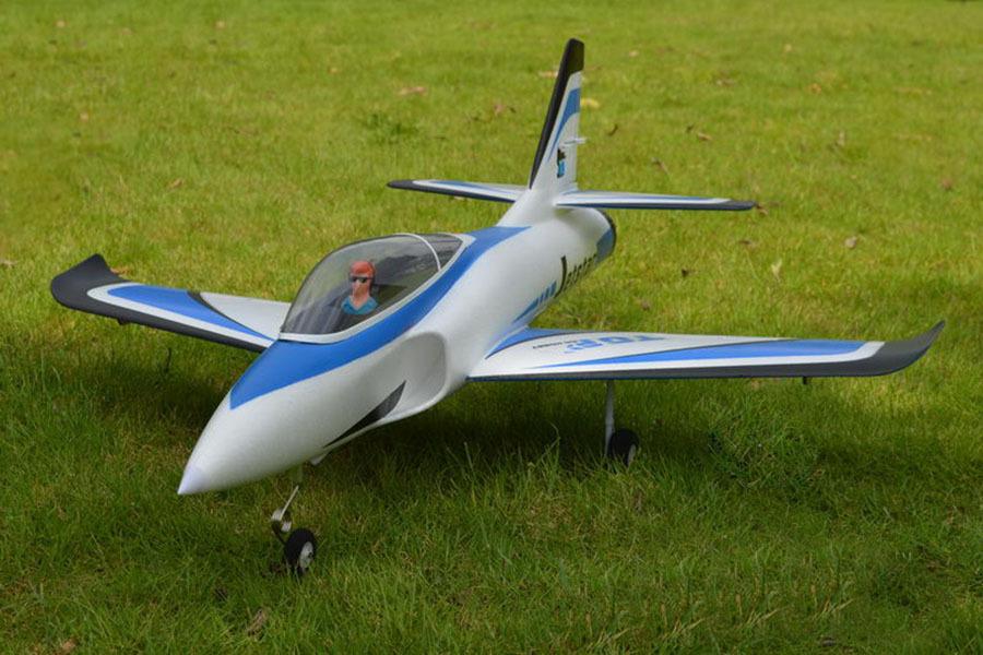 TOP Jet Star Red/Blue Airplane RC Model PNP/ARF W/ Motor Servo ESC toys(China (Mainland))