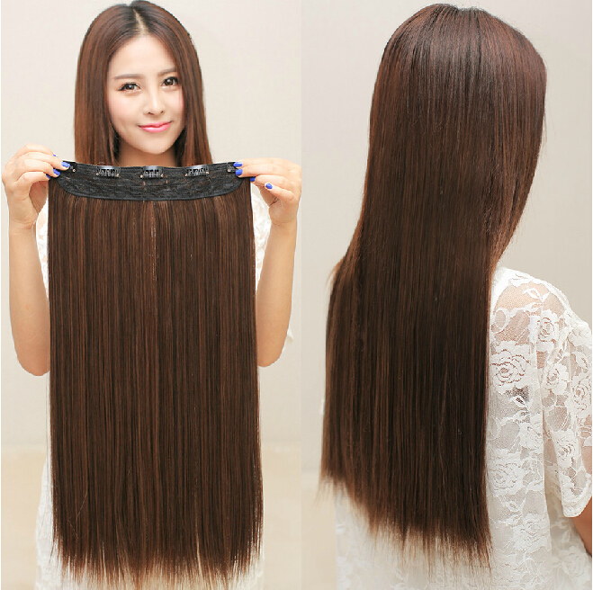 Good Clip In Extensions For Black Hair Remy Indian Hair
