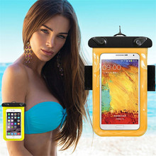 Buy 30M Waterproof Pouch Universal Mobile Phone Bag Swimming Case Easy Take Photo Underwater iPhone / Samsung for $3.54 in AliExpress store