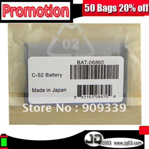 Original Replacement CS2 C-S2 Battery For Blackberry 8310 9300 8700g Accumulator AKKU Bateria Batterie Batterij Free shipment(China (Mainland))