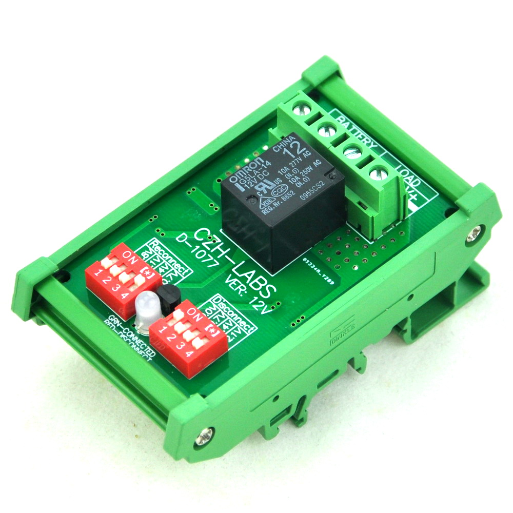 Popular V Low Voltage DisconnectBuy Cheap V Low Voltage - 12v low voltage protection relay