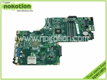 laptop motherboard for toshiba satellite L75D A000243960 DA0BD9MB8F0 AMD A4-5000 DDR3