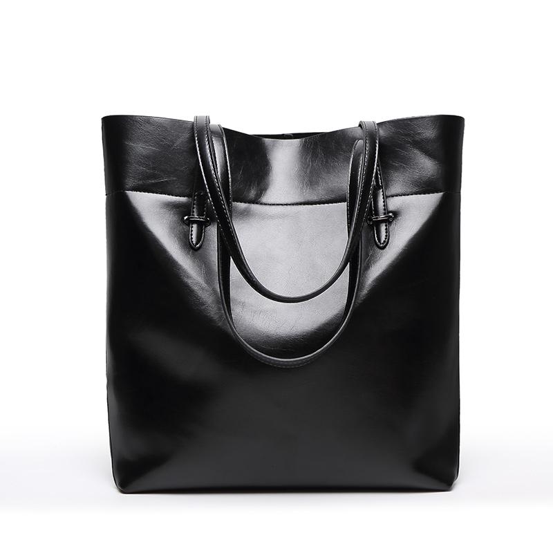 Fashion Brand Women Genuine Leather Handbags Womens Satchel Bags Cross Body Shoulder Bags Ladies Large Tote Bag Bolsa Feminina(China (Mainland))
