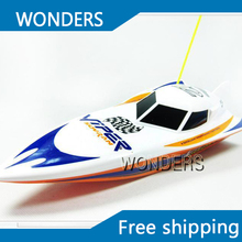 HQ 950-10 high-speed remote control Speed boat rc speedboat With original box packing free shipping(China (Mainland))