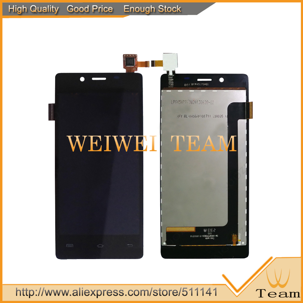 Original EBEST Z58T Cell phone LCD Display Screen + Touch Panel Digitizer Glass Repair replacement