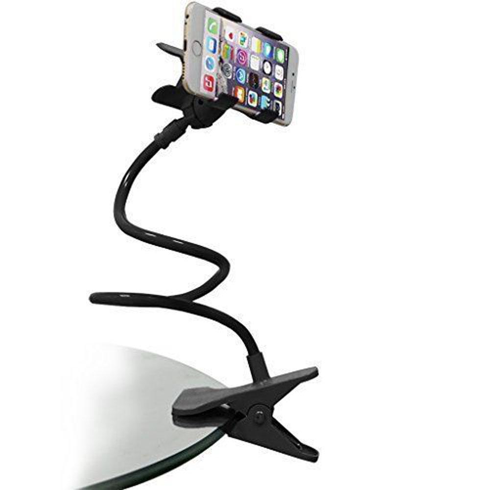 Cell Phone Holder Universal Flexible Long Arms Mobile