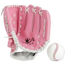 """For Children 10.5""""  High quality Artificial leather Pitcher gloves Baseball gloves(China (Mainland))"""