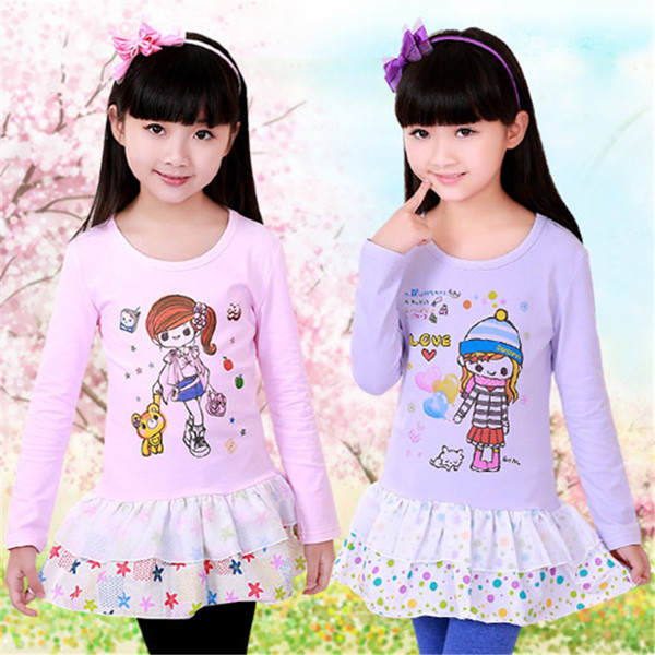 Spring Autumn Baby Girl Dress Next Tutu Children Clothing Vetement Fille Cotton Vestido De Festa Infantil Toddler Kids Clothes(China (Mainland))