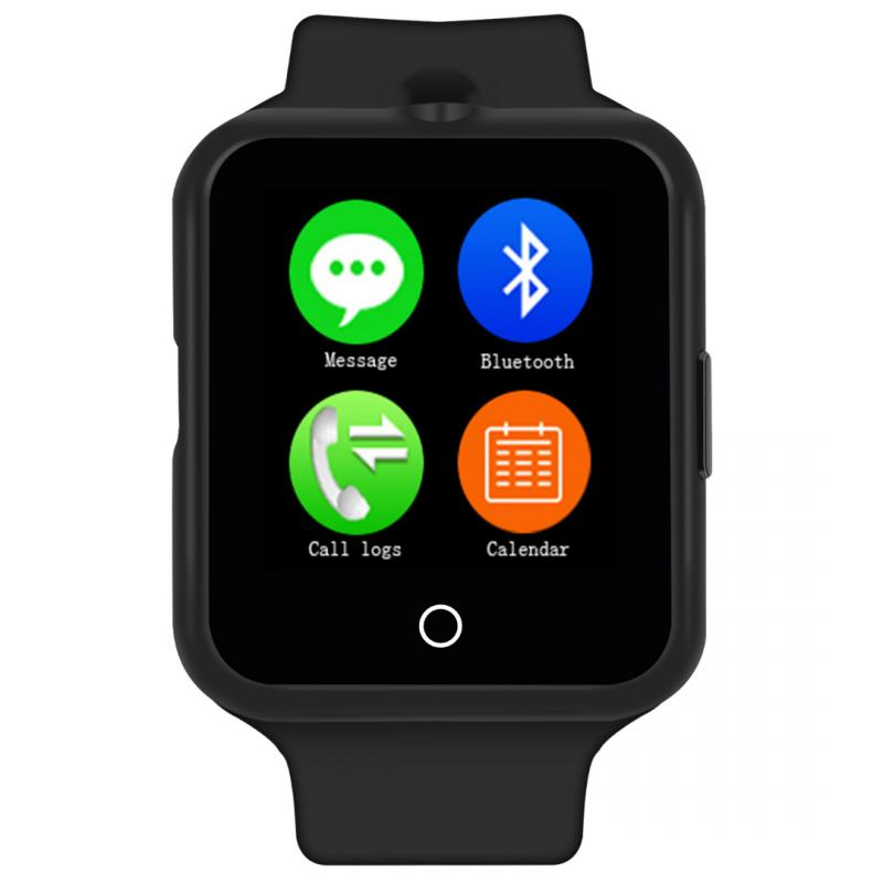 Fashion NO.1 Bluetooth Smart Wrist Watch Phone Mate Music For Android Nice Gift 4 Colors(China (Mainland))