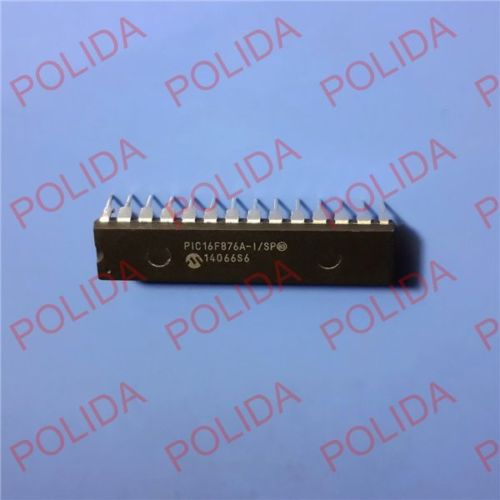 1PCS MCU IC MICROCHIP DIP-28 PIC16F876A-I/SP PIC16F876A-I/P PIC16F876A The new quality is very good work 100% of the IC chip(China (Mainland))