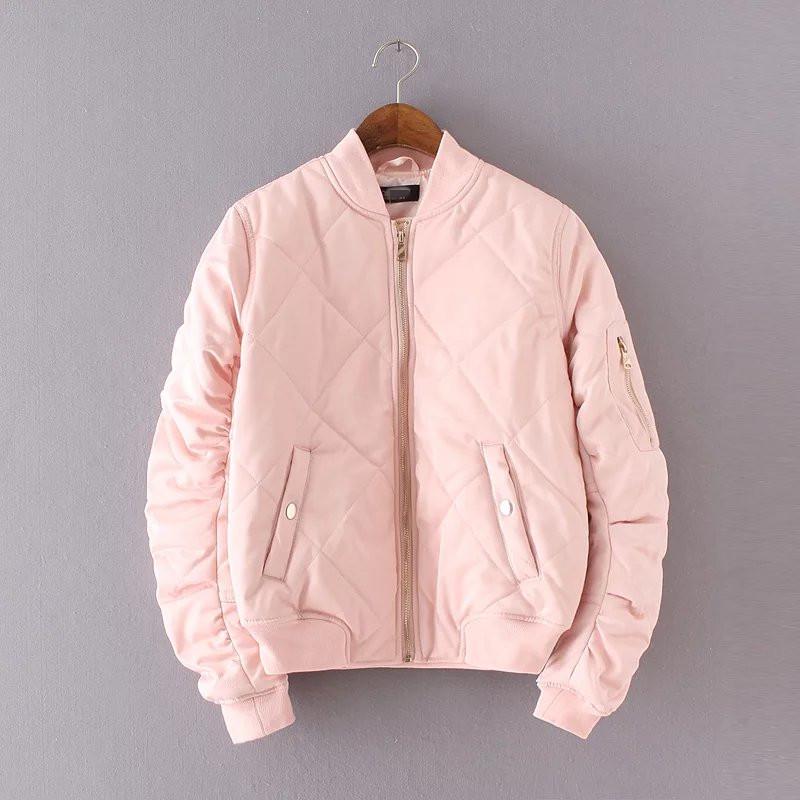 online buy wholesale pink ladies jacket from china pink. Black Bedroom Furniture Sets. Home Design Ideas