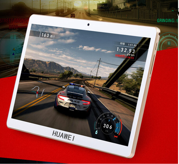 9.7 Inch Tablet Huawei Octa Core MTK6592 Android 4.4 3G Phone Call Tablet PC1280*800 IPS 2G/32G Dual Sim Card Ultra Slim GPS 10(China (Mainland))