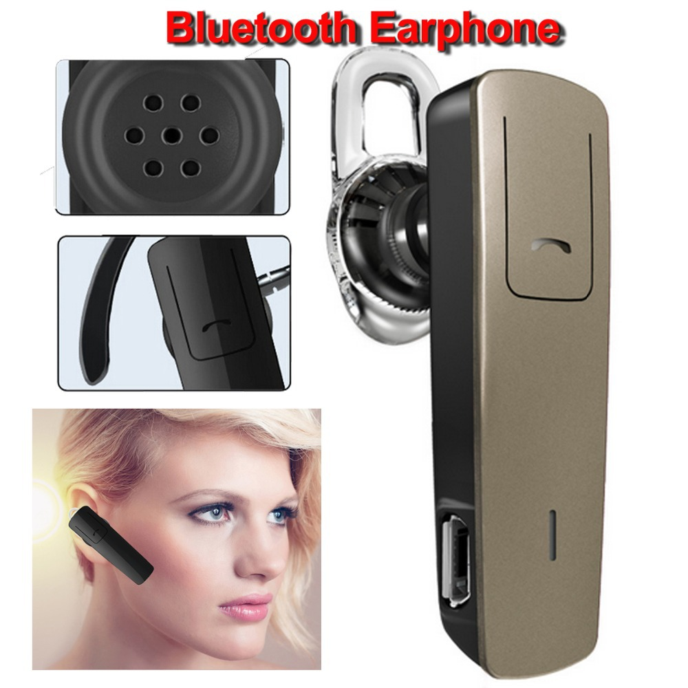 M20 Wireless Bluetooth Earphone Stereo Headset Noise Cancelling Handfree Headphones With Microphone For LG Iphone Samsung HTC