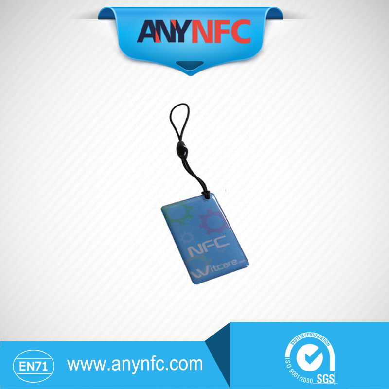 Free shipping(4 pcs) NFC Smart Tags 13.56Mhz Waterpoof Rfid Tag Label for Sony Xperia HTC Samsung Nokia Lumia LG Oppo