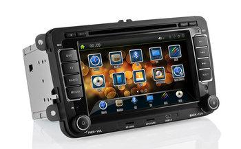 For passat B6/B7/CC jetta/Golf Caddy/Eos Skoda Superb Tiguan/Touran 7 inch Car DVD Player free shipping with Multimedia Stereo