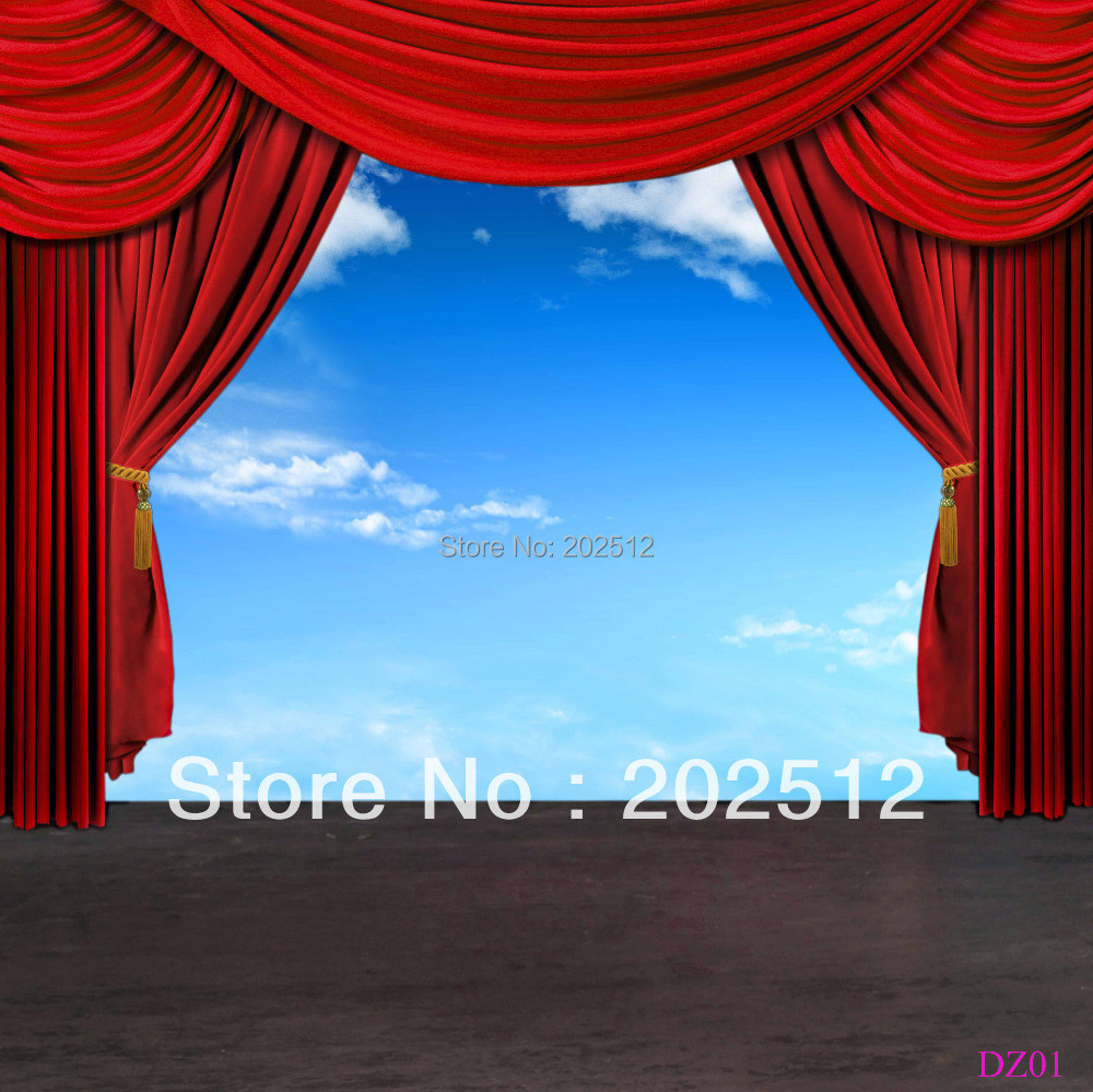 Free psd store red curtain background - Red Curtain 10x10ft Dz01 From Reliable Curtain Color Suppliers On Na