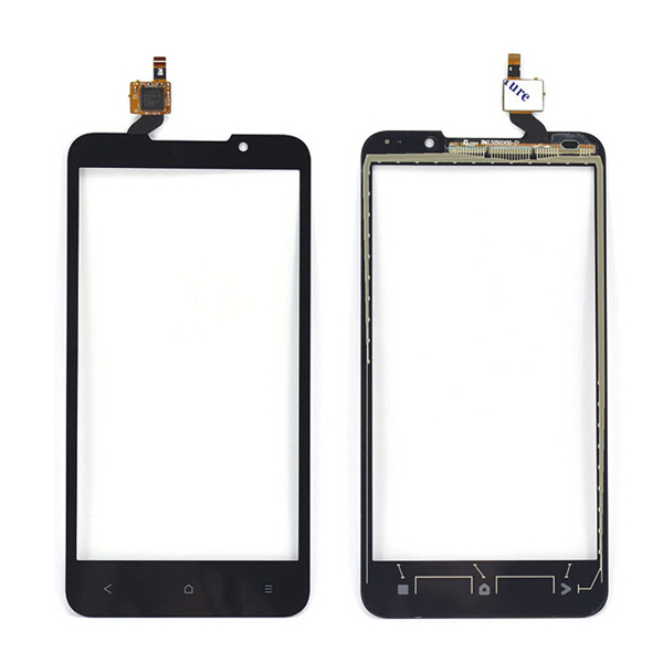 New Black Touchscreen for HTC Desire 516 touch Glass Digitizer Replacement Panel Free shipping(China (Mainland))