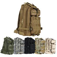Outdoor Camping Hiking Hunting Backpack Rucksacks Trekking Bag Durable Camo Large Capacity Backpack US#V(China (Mainland))