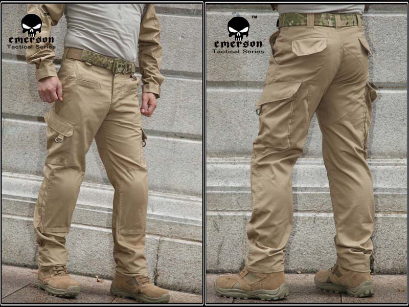 pants clothing Picture - More Detailed Picture about Men Military ...