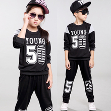 boys clothing set kids sport suit children clothing girls clothes boy set suits suits for boys winter autumn kids tracksuit sets