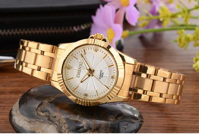 Zegarek damski casualowy minimalistyczny trzy kolory