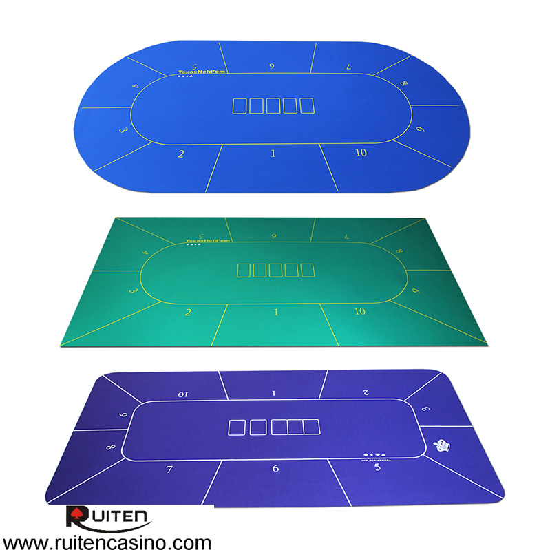 Online get cheap rubber poker table top for 10 player poker table top
