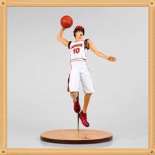 Action Figure Toys Kagami Taiga PVC 24cm Anime Kuroko No Basuke Figure Japanese Anime Kuroko No Basket Model toy