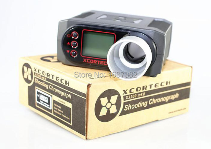 High tech Speed Tester X3200 High Power Airsoft BB Chronograph Shooting speed