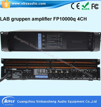 Buy Professional Amplifier Type 4 Channels lab gruppen FP10000Q for $615.00 in AliExpress store